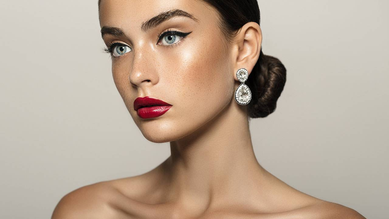 How To Get A Glam Makeup Look L Oréal
